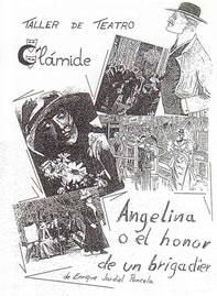 Angelina o el Honor de un Brigadier (1989)